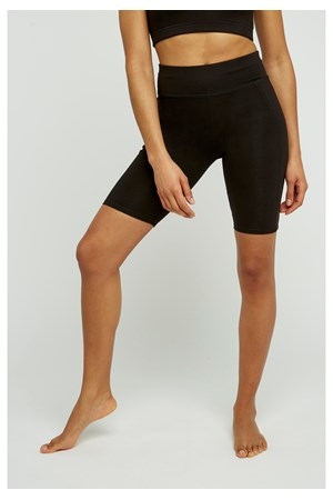 Cycling Shorts In Black