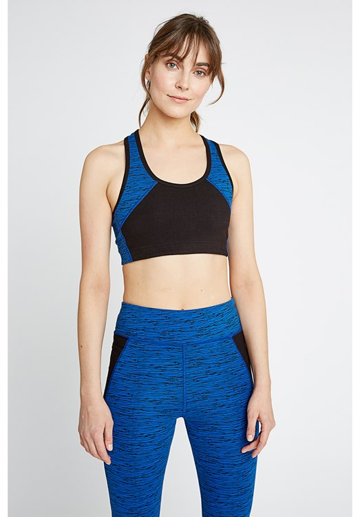 Yoga Abstract Crop top